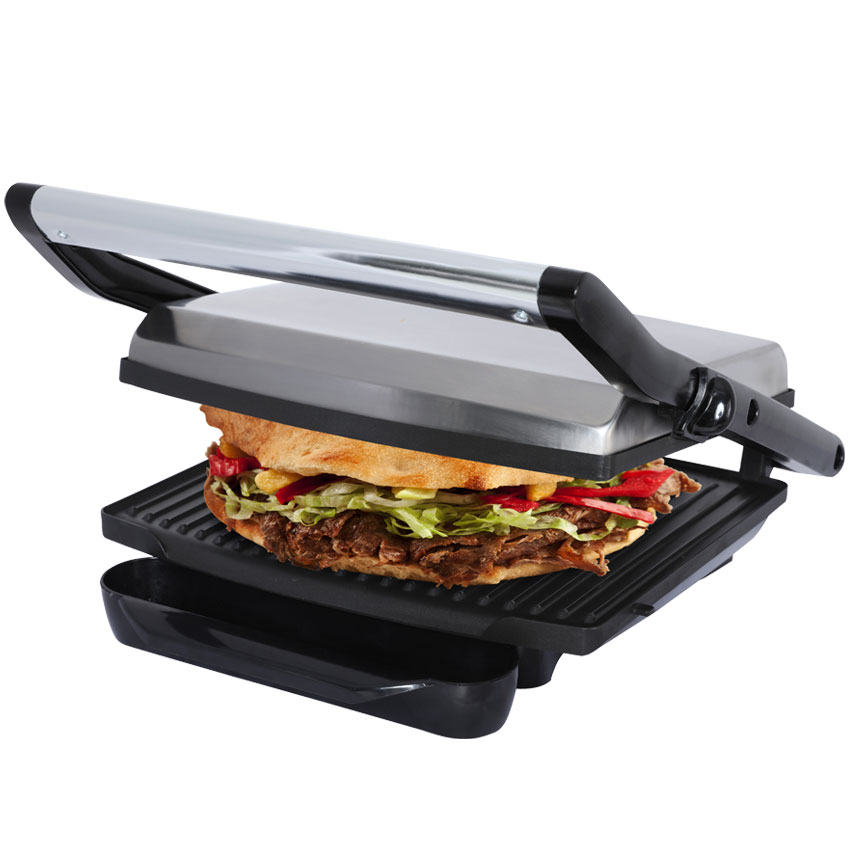 TS-651 Panini / Contact Grill